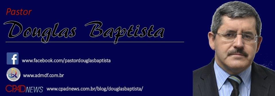 DOUGLAS ROBERTO DE ALMEIDA BAPTISTA