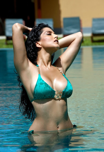 sexy sunnyleone bikini new stills jism 2