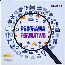 PROGRAMA FORMATIVO KEDADA 3.0