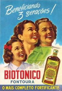Conheça a história do Biotômico Fontoura, criado pelo farmacêutico Cândido Fontoura.
