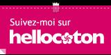 Suivez moi sur Hellocoton