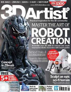 3D Artist Magazine Issue 46 2012