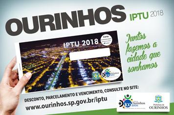 OURINHOS IPTU