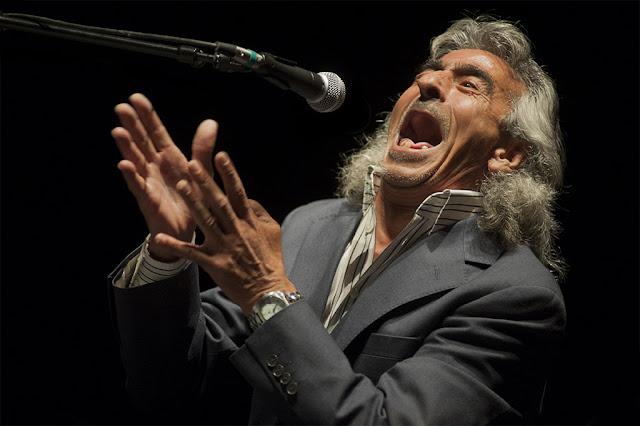 El Capullo de Jerez - Semana Flamenca de Alcobendas - Teatro Auditorio de Alcobendas (Madrid) - 1/6/2012