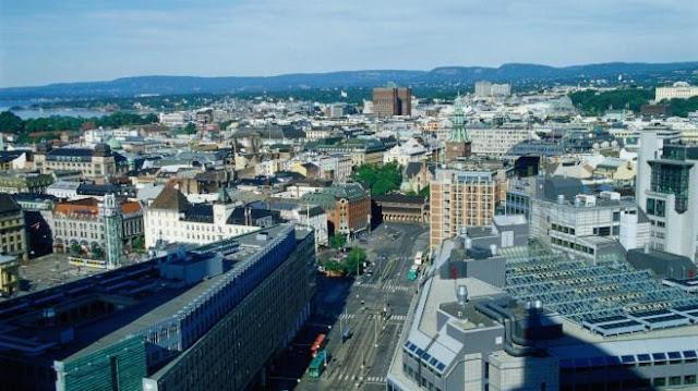 Oslo, la capitale de la Norvège