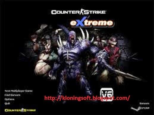Counter-Strike Extreme V6 Free Download Full Version Indir
