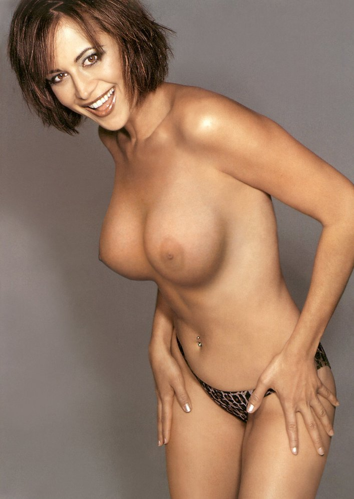 Tracey coleman topless photoshoot 4