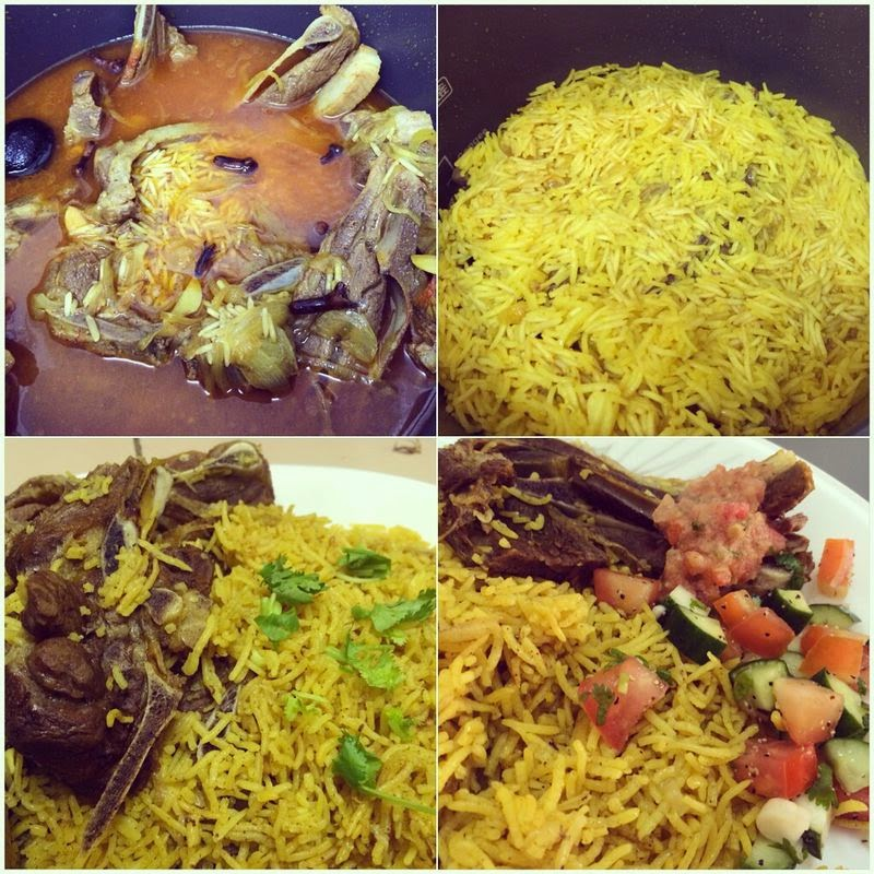 Homemade Nasi Arab - 0132906246