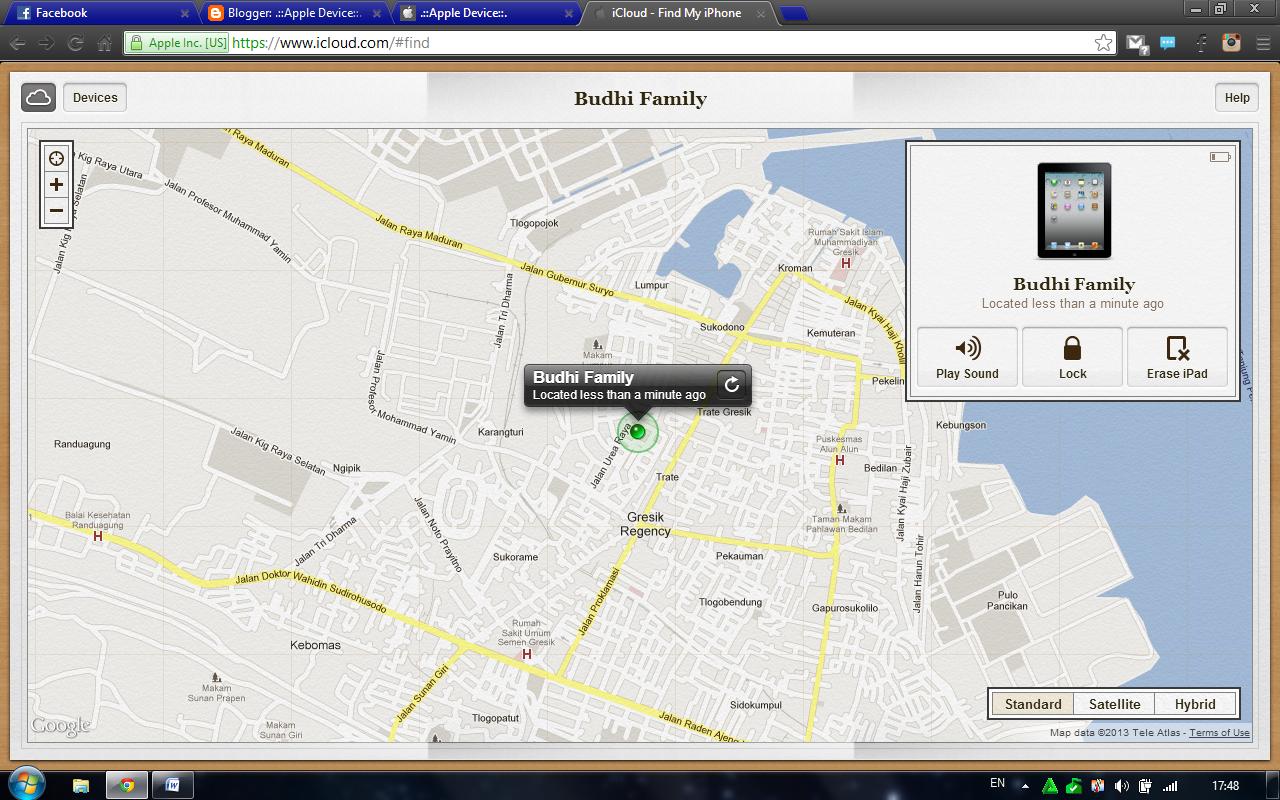 Cara Mengetahui Lokasi Seseorang Menggunakan Find My Phone