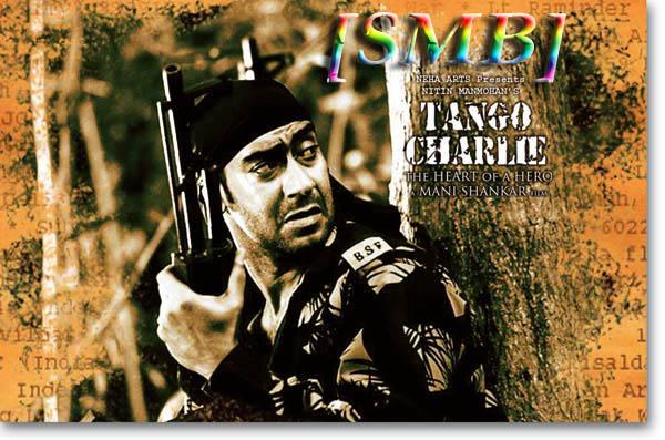 Tango Charlie Movie