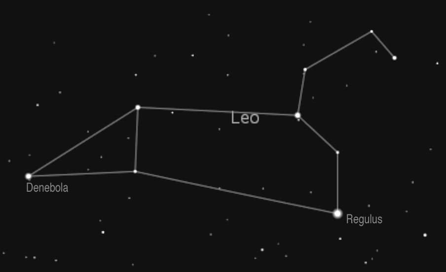 Constellation of the Month: Constellation Leo