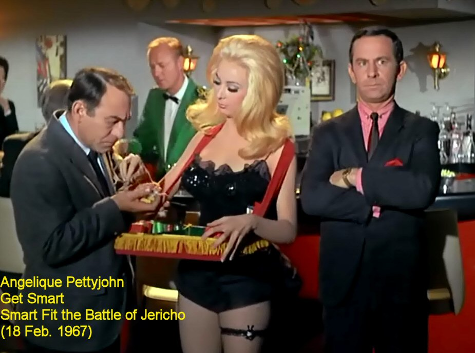 kitbash - Custom/Kitbash: Cigar (or Cigarette) Girl Angelique+Pettyjohn+Get+Smart+2.22+b