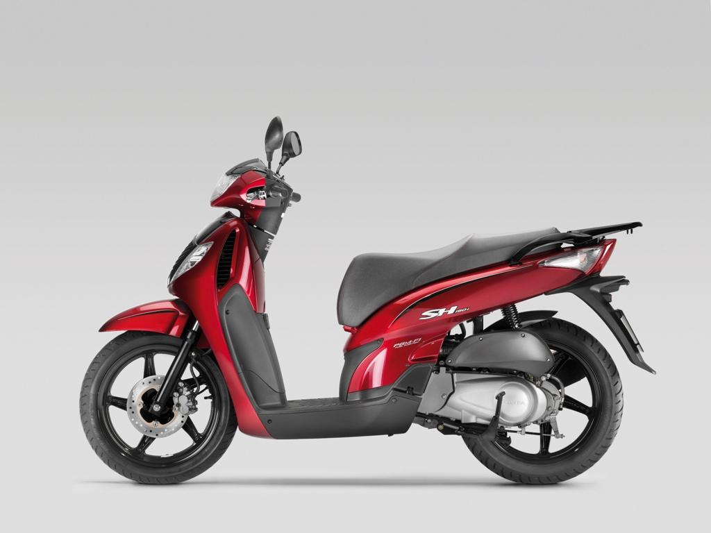 New Motorcycle Honda Scoopy