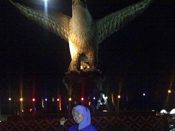 Langkawi, Dataran Helang (Eagle Square)