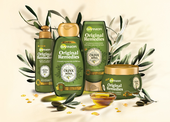 Garnier Original Remedies Oliva Mítica