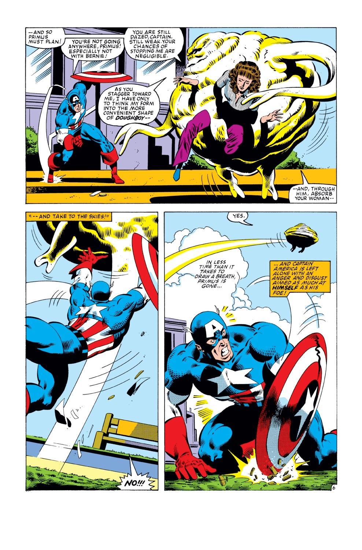 Captain America (1968) Issue #279 #195 - English 7