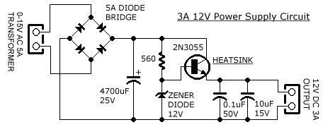 Dc To Dc Converter 12v To 40v Using Lm3524 besides Wiring additionally Modified L  Dimmer Circuit besides 12v 5v Dual Power Supply Circuit furthermore Watch. on 12v regulator circuit diagram