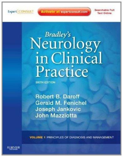 Bradley, Thần kinh học trong Thực hành Lâm sàng 6e, Toàn tập