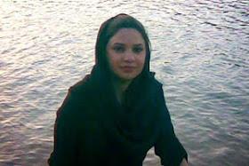 Iran murder victim