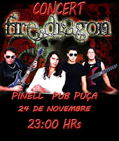 Cartel de Fire Dragon