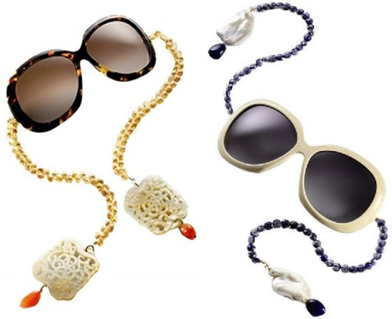 raffaella di montalban sunglasses, diy sunglasses, fashion diy