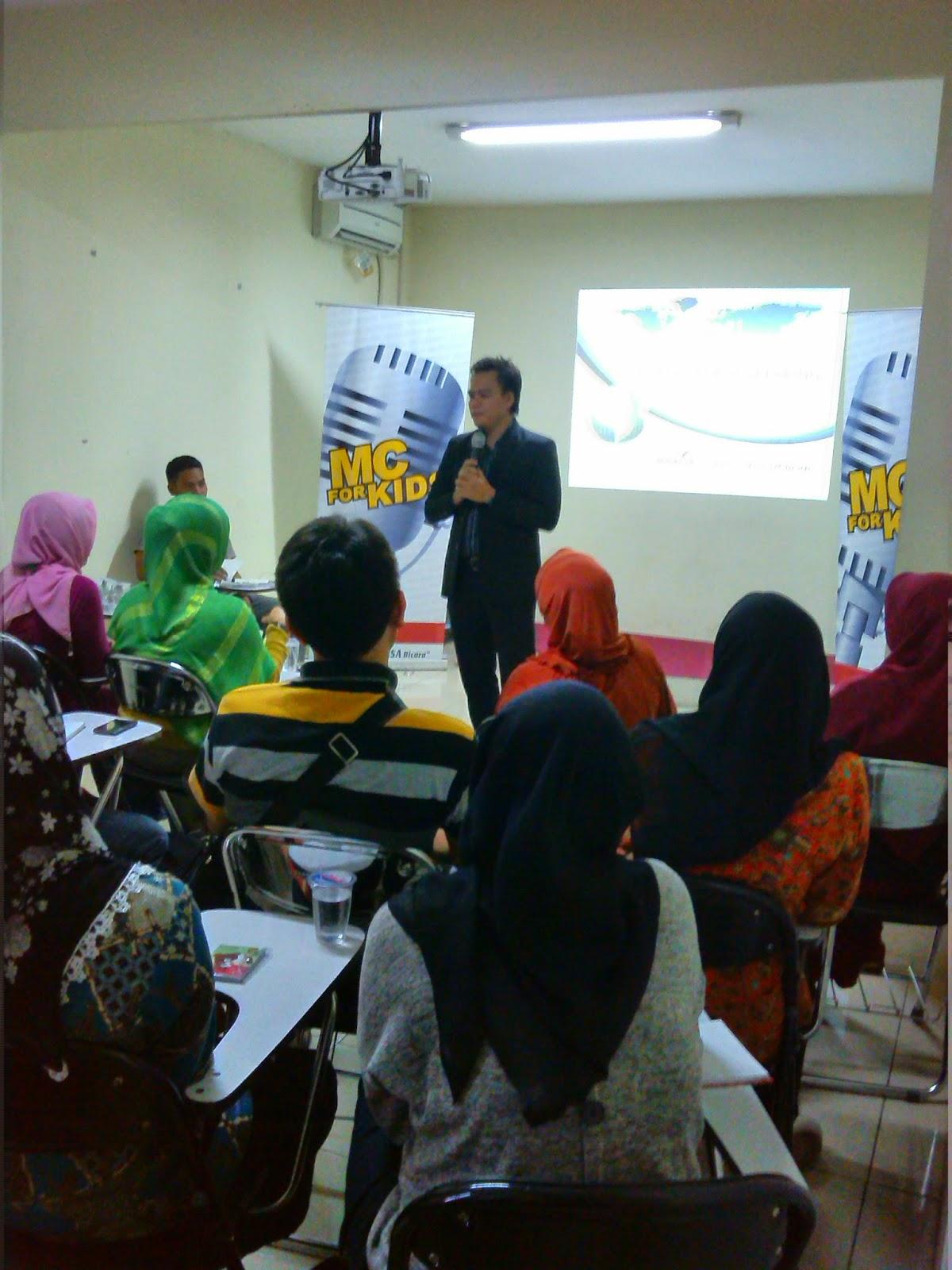 Kelas Public Speaking