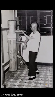 Wing Chun Grand Master Ip Man