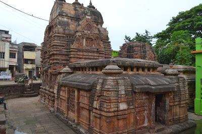 Vaital temple or Baitaḷa Deuḷa, Bhubaneswar