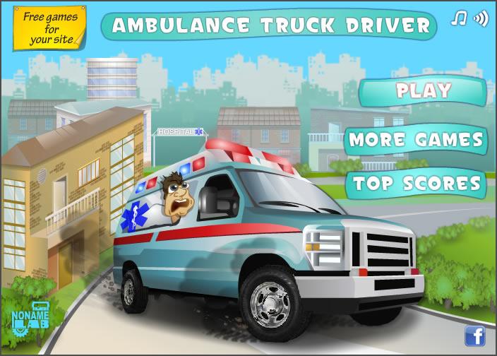 Truck Game : Ambulance Truck Driver