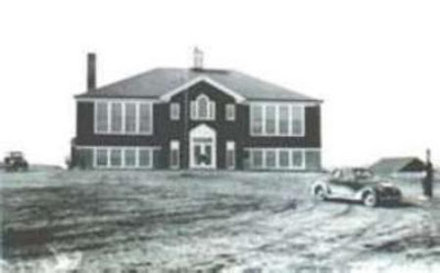 The White School was the scene of a tragic fire that killed two people who may have still haunted the place afterward