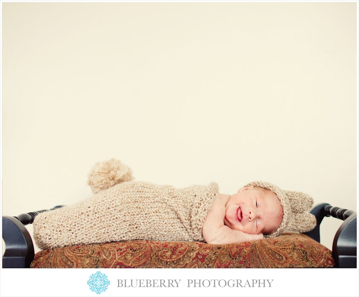 Berkeley sleeping newborn baby photography sesion