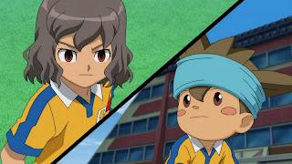 Inazuma Eleven Go - Episodio 10