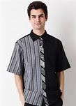 Model gamis pria masa kini desain elegan