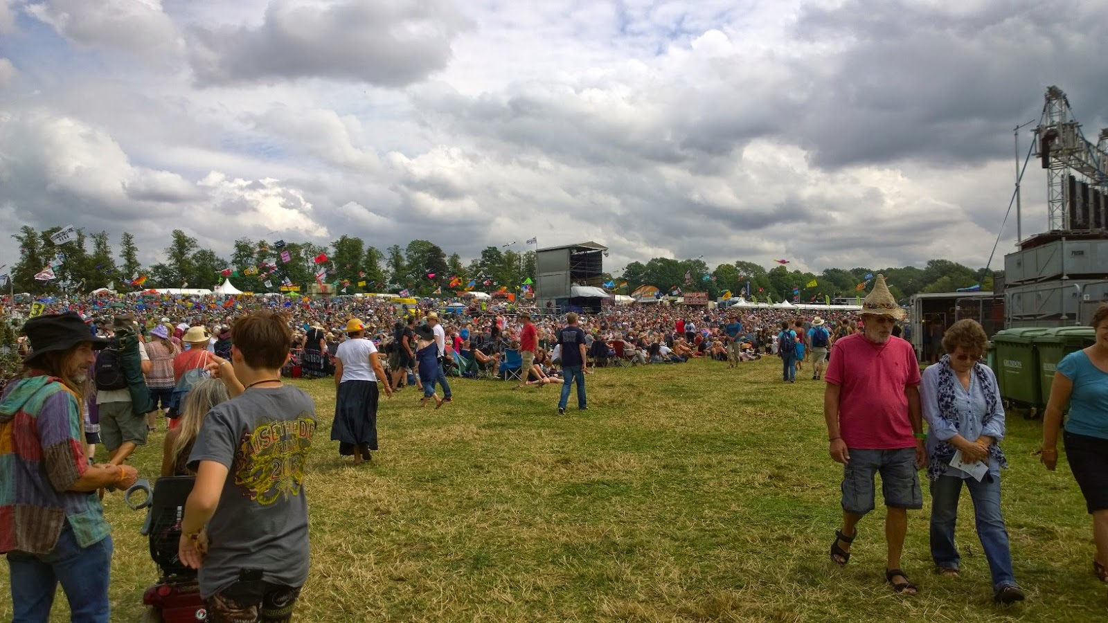 Cropredy festival: Fairport Convention's annual meetup