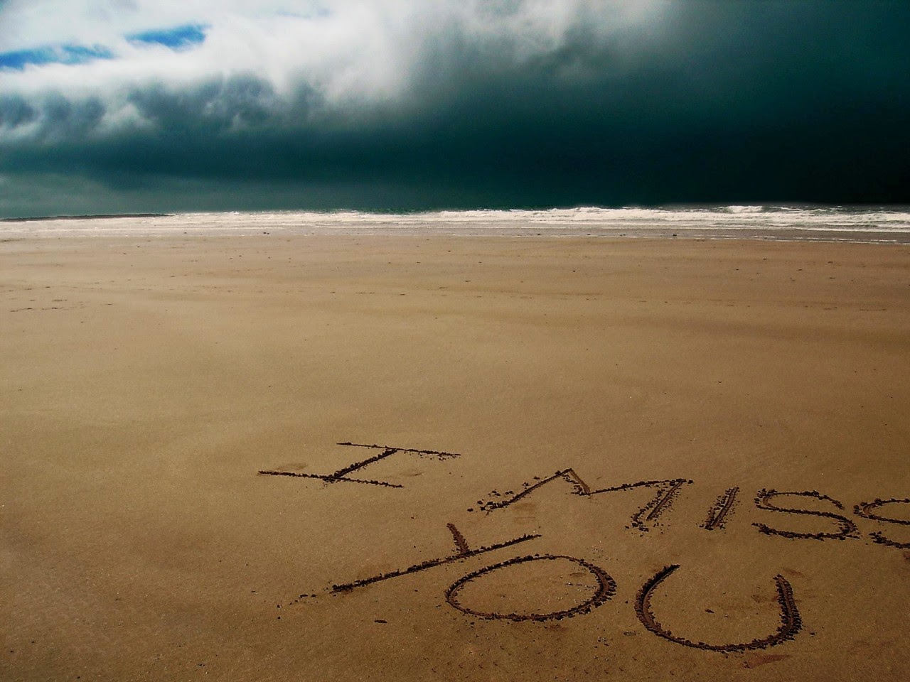 i miss you quote hd nice images