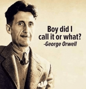 Read The Orwell Books