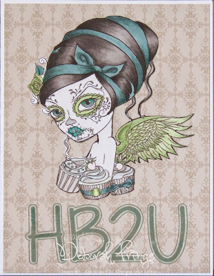HB2U - photo by Deborah Frings - Deborah's Gems
