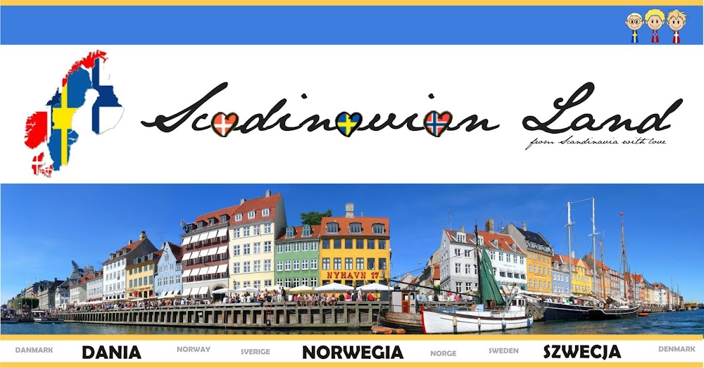 Skandynawia- Dania, Szwecja, Norwegia