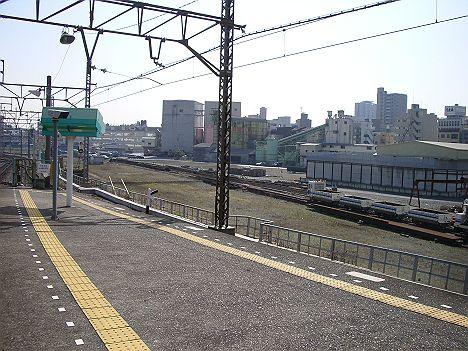 2006年 業平橋駅 貨物駅時代