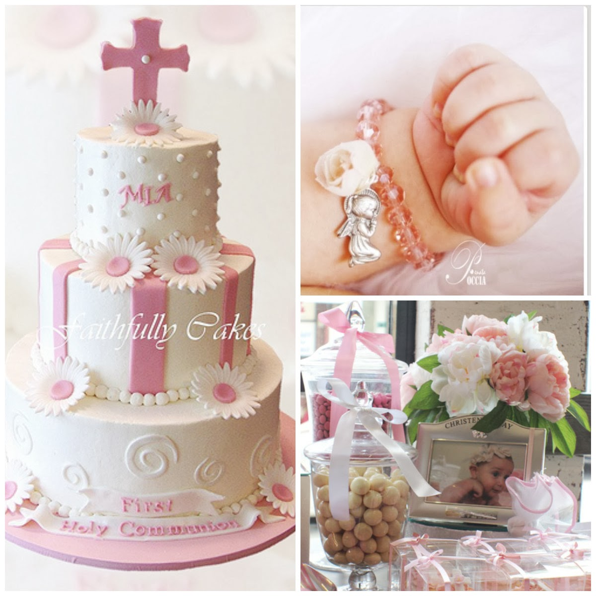 Baby Baptism Gift Ideas Pinterest : Event soiree a baptism idea board