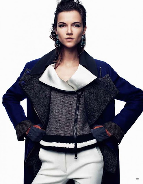 Model Kasia Struss