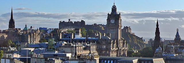 Edimburgo, historia y diversión