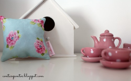 conjunto de bebé - saco de alfazema
