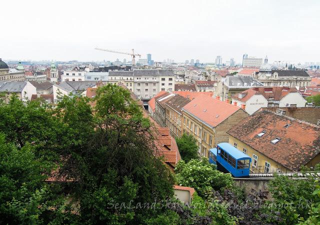 薩格勒布, Zagreb, 洛斯卡克塔, Kula Lotrscak