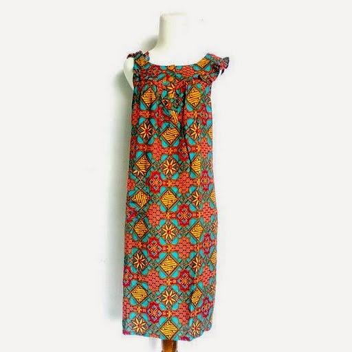 Koleksi foto model baju tidur batik putri indonesia terbaru