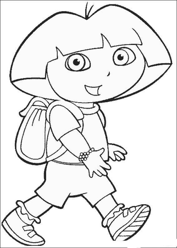 Actividad infantil: Dibujos para colorear | Pixicreativo