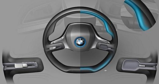 WORLD PREMIERE: BMW i Vision Future Interaction