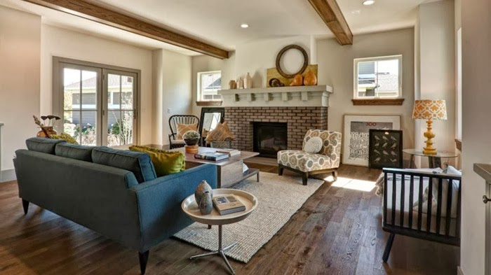 Abby Manchesky Interiors Modern Bungalow Project Master