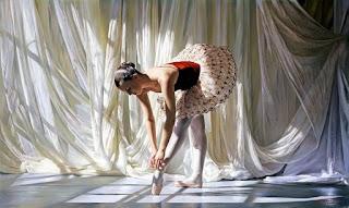 Mujeres Bailarinas Ballet Pinturas