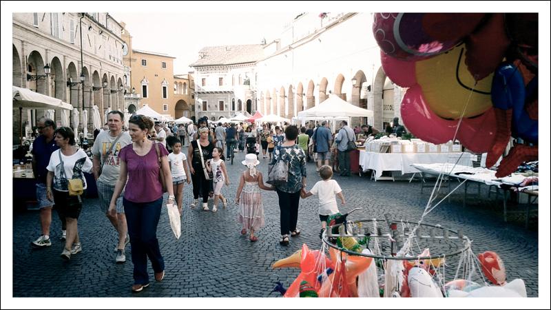 Mercato Cittadino a Fermo